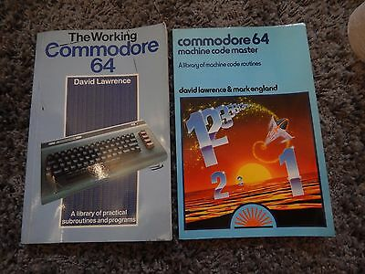 Vintage Commodore 64 Manuals