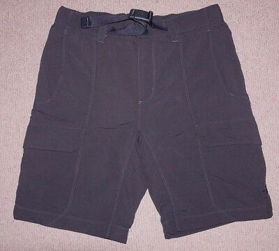 """THE NORTH FACE  - Mens Darker Outdoors / Hiking / Travel Shorts - S (30"""" -32"""")"""