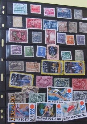 Older Hungary Lot. Needs. Lots of Checking Out the Definitives.