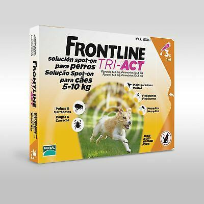 FRONTLINE TRI-ACT (5-10 kg) 1 Pipeta