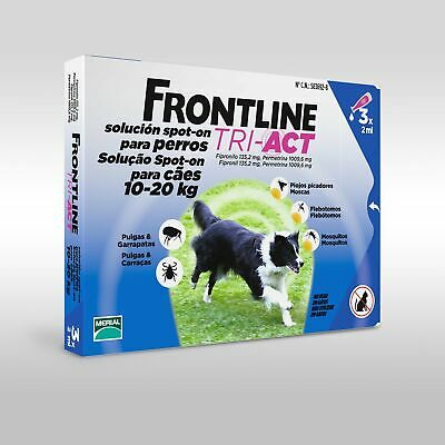 FRONTLINE TRI-ACT (10-20 kg) 1 Pipeta
