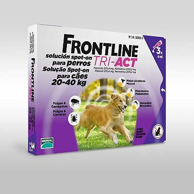 FRONTLINE TRI-ACT (20-40 kg) 1 Pipeta