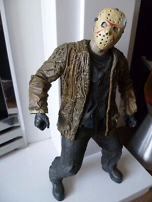 "Freddy VS Jason 19"" Jason Vooree Neca Hallowen Figure"