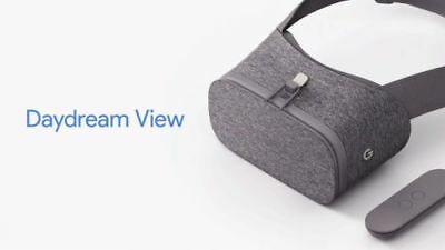 NEW Google Daydream View VR Virtual Reality Headset Controller Slate