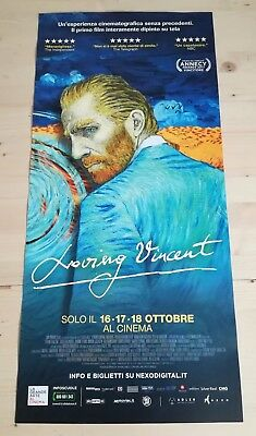 LOVING VINCENT (2017) Original Movie Art Poster Affiche Cinema 33x70
