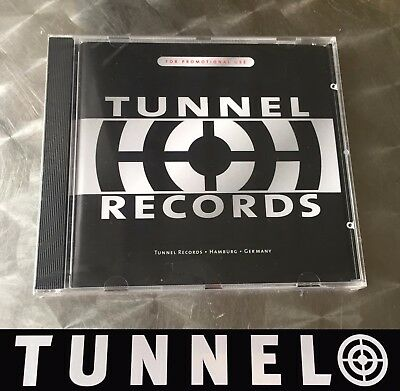Tunnel Records Promo Cd Vol. 1 - Kult Album
