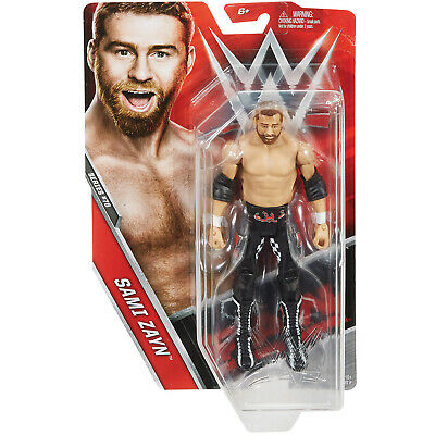 Sami Zayn Figur - WWE Series 76 - Basis - Basic - Mattel - Wrestling