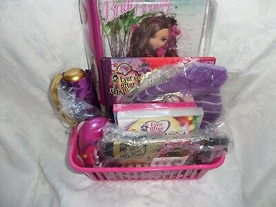 Monster High Ever After High Gift Set With Dvds Hat Briar Beauty Doll Brolly