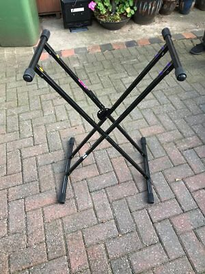 collapsible keyboard stand