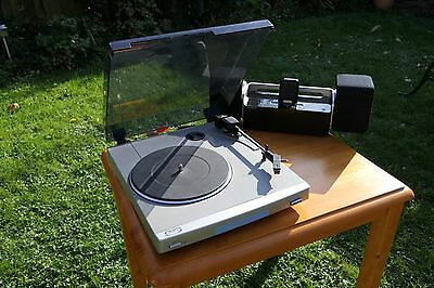 Bush Record Deck with Amplifier