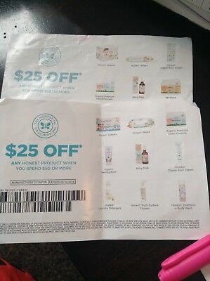 Honest Coupons