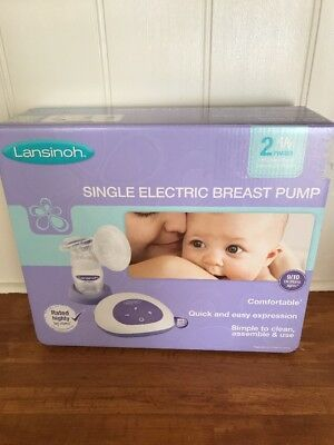 Lansinoh Single Breast Pump