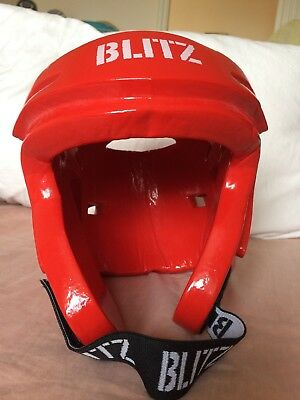 Blitz Double Dipped Head guard
