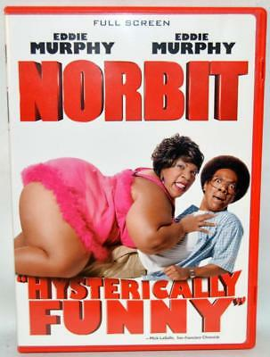 Norbit Dvd Hysterically Funny Comedy Eddie Murphy Full Screen ~124~