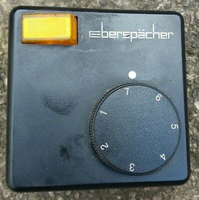 Eberspacher D1L And B1L Heater 24V Switched Thermostat Controller