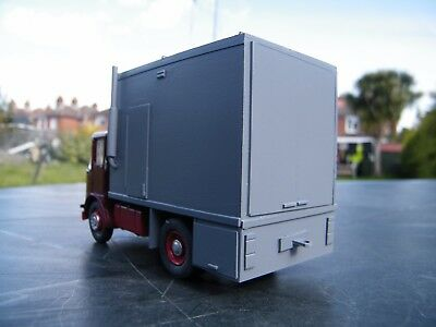 Code 3 Model Lorry Body . Funfair , Circus , Fairground , Showmans .