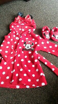 Baby Girls Dressing gown 0-3 months DISNEY