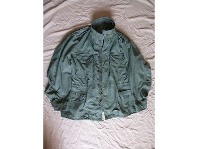 veste de combat US Field Jacket M-65 kaki X-Large fabrication Alphaville USA