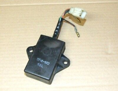 Yamaha T50 Townmate CDI Electronic Ignition Spark Control Unit T 50 ECU 22F 2FM