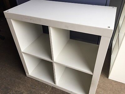 Ikea White Cube Storage Shelves Bookcase Furniture (5 In Stock)