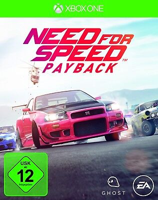 Need for Speed Payback (Microsoft Xbox One) (Neu)