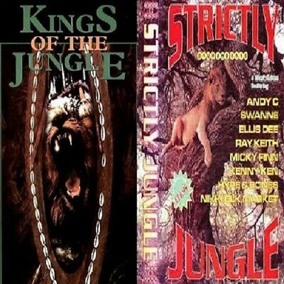 KINGS OF THE JUNGLE & STRICTLY JUNGLE, Collection (Download)