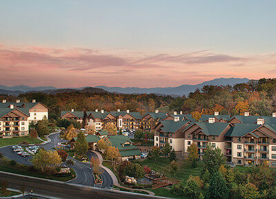 Wyndham Smoky Mountains SEVIERVILLE,TN,NOVEMBER 21ST(3 nights) 1 Bedroom Deluxe