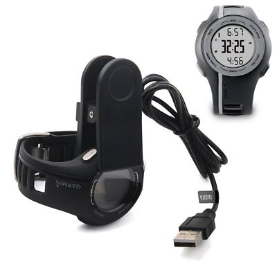 Garmin Forerunner 110 210 /Approach S1 Charger (3.3ft/100cm) TUSITA® Replace New