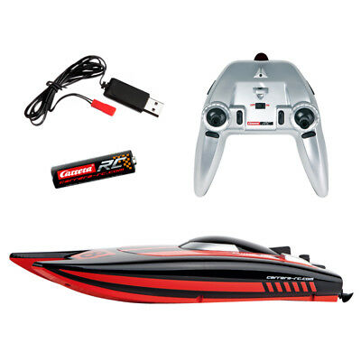 Carrera 301016 Catamaran Radio Controlled Race Boat with Charger/Battery