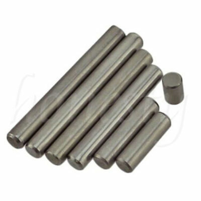 50/100PCS 3mm Stainless Steel Cylindrical Pin Dowel Positioning Pin Cotter Pins
