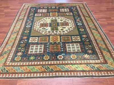 Antique Karachov Rug.
