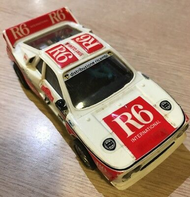 Scalextric Lancia Rally 037 R6