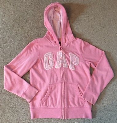 girls gap hoodie Age 8-9 Years In Good Condition