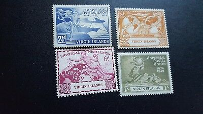 virgin island  upu set mhog m1028