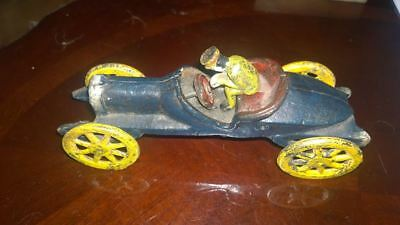Vintage Antique Cast Iron Boat Tail Racer by A. C. Williams,  Best offer