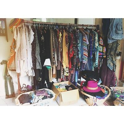 Amazing Vintage Job Lot 5 Wholesale Lucky Dip Clearance Jazzy 70s 80s 90s Sass