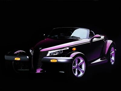 1997 Plymouth Prowler Roadster 1 OF 457 BUILT 1997 PROWLER 1,200 miles Rare find