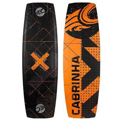 2017 Cabrinha XCALIBER kiteboard with H1 Standard Bindings kitesurfing Freestyle