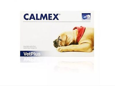 Calmex Capsules for Dogs (12 Tablets) from VetDispense - Fast First Class Post