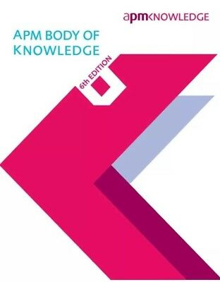 APM Body of Knowledge, 6th edition