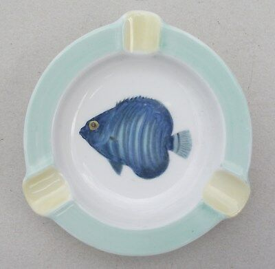 Vintage Rowland Ward Nairobi Kenya Shelley Fish  Ashtray