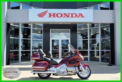 Honda Gold Wing®  2004 Honda Gold Wing Used