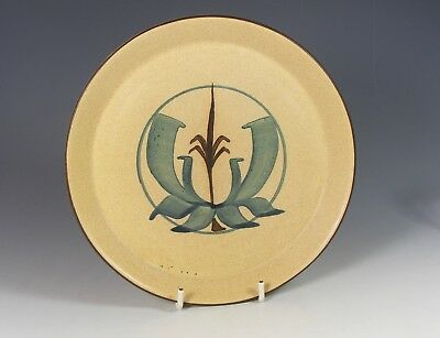 Honiton Pottery Small Plate - Alan Caiger Smith Design