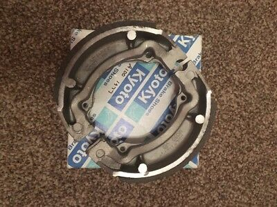 Suzuki A100 Gp100 Ts100 Rear Brake Shoes Classic