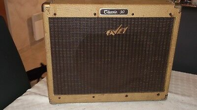 Ampli PEAVEY Classic 30 a lampes  made in USA  vintage