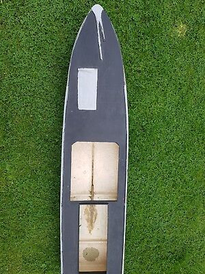 Model Boat Hull Vosper Mtb Navy Style