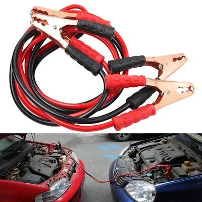 1000AMP Car Heavy Duty Booster Cable Jumper Power Emergency Battery Starter