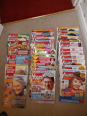 28 Womans Monthly Magazines Yours
