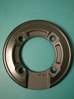 Shimano 32-36T bash ring - never used