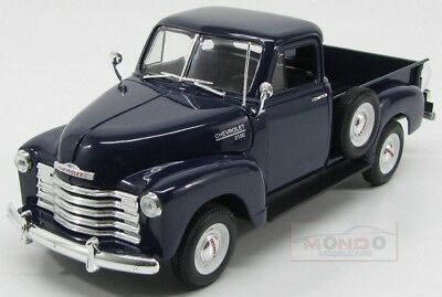 Chevrolet 3100 Pick-Up 1953 Blue WELLY 1:18 WE19836BL